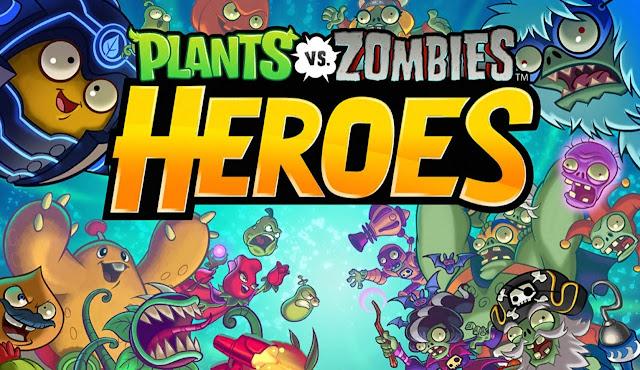 Plants vs Zombies Heroes Apk Mod 1