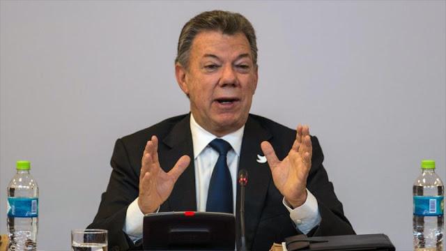 Santos exige a las FARC la entrega inmediata de los menores