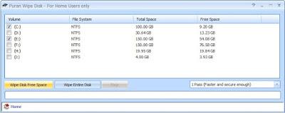 Download Puran Wipe Disk 1.2