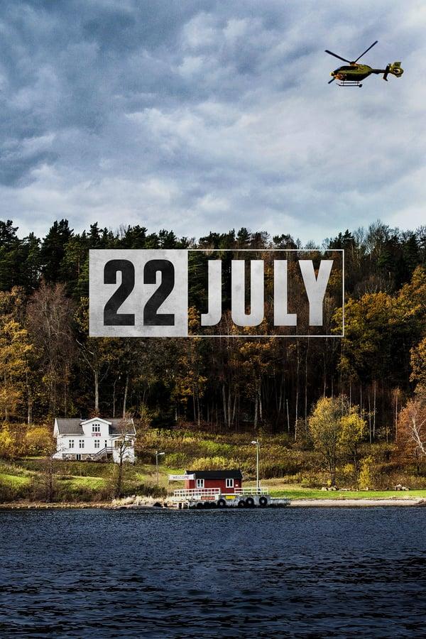 Baixar 22 de Julho (2018) Dublado