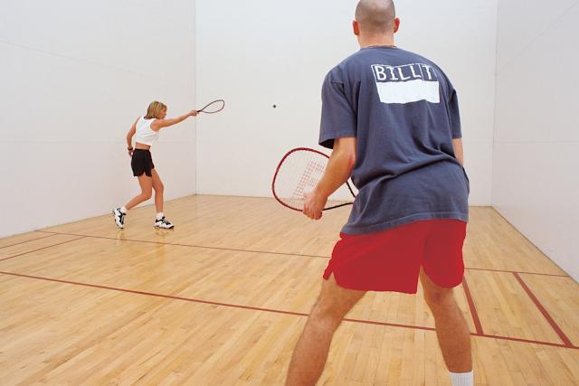 Conheça vários benefícios do Squash