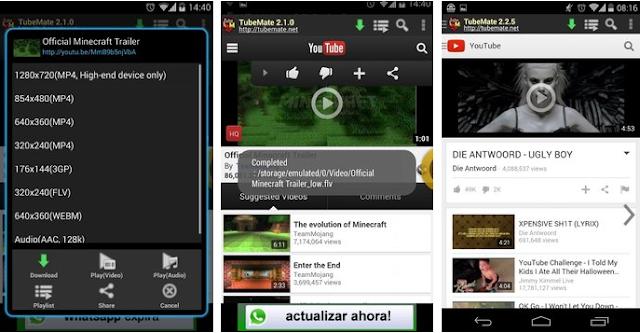 Daftar Aplikasi Download Video Youtube Terbaik di Android