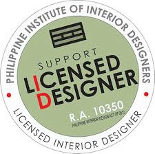 Licensed Interior Designer badge