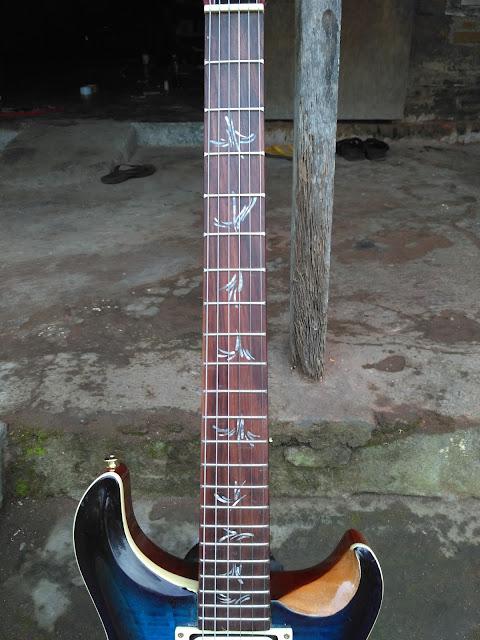 gitar custom prs