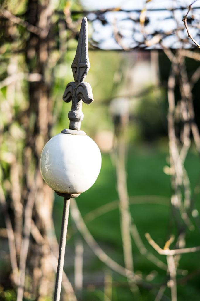fim.works, ein Lifestyle Blog | Rankhilfe, Rosenstecker, Shabby Deko, Wilder Wein, Garten