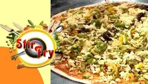 Stir Fry 23-10-2016 | Food Show | Peppers TV
