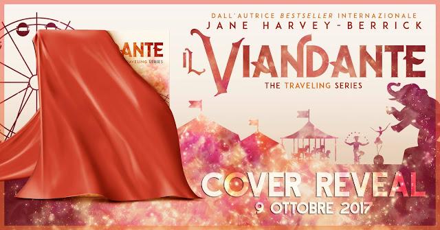Cover Reveal   Il Viandante di Jane Harvey-Berrick