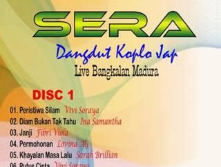 Album Sera Live Pati, Sampang Madura, dan Mojokerto Agustus 2015