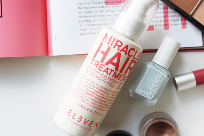 MOST LOVED // November '14 - Eleven Hair Miracle Treatment - CassandraMyee
