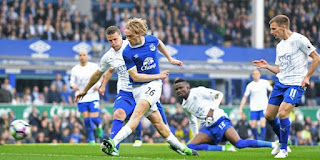 Everton vs Leicester Live Streaming online Today 31.1.2018 England Premier League
