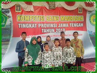 KSM Jawa Tengah 2018