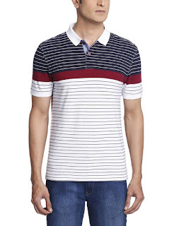Levis Mens Cotton Polo