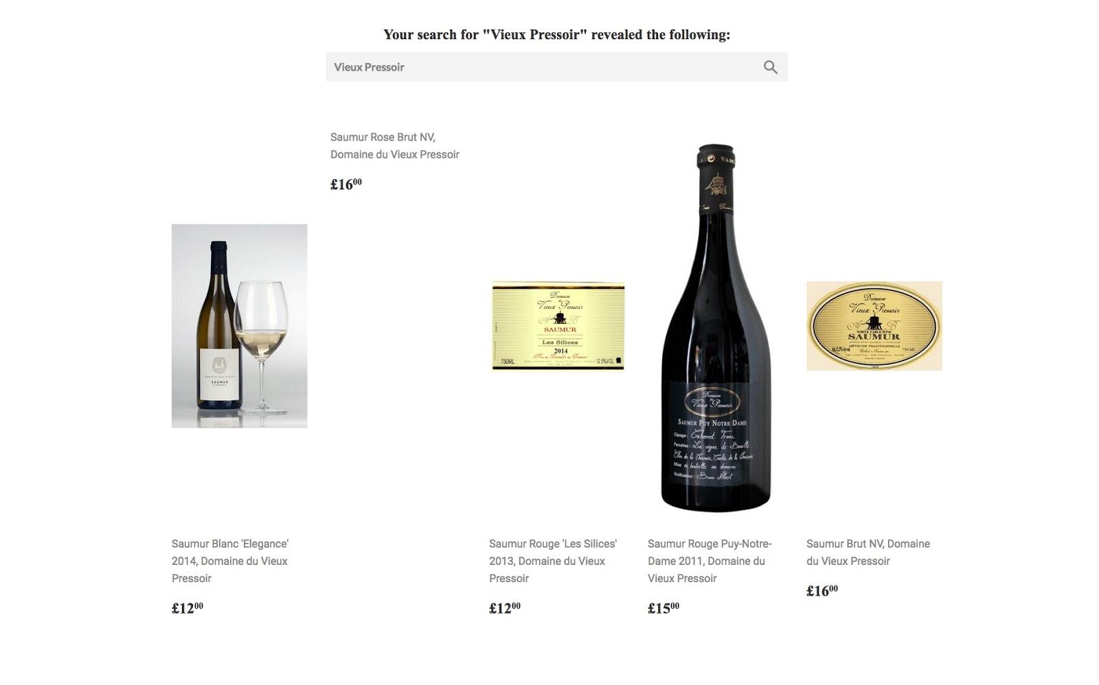 Jim\'s Loire: The Flying Corkscrew Ltd/ The Great Gaddesden Wine ...