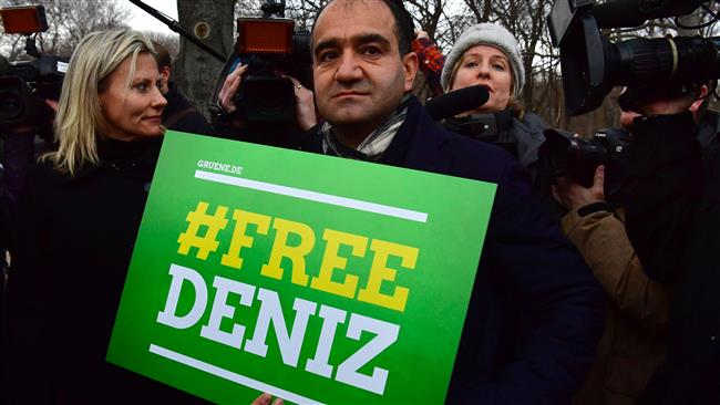 German Foreign Ministry calls in Turkish ambassador over journalist detention