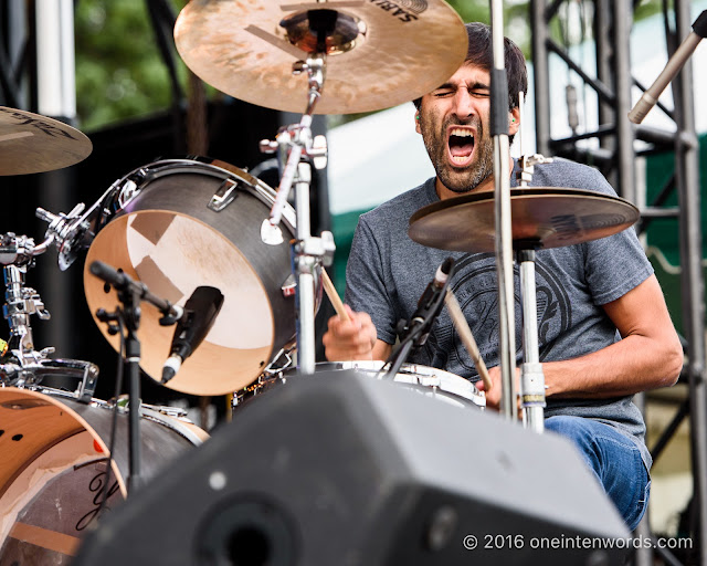 The Rural Alberta Advantage at Riverfest Elora Bissell Park on August 20, 2016 Photo by John at One In Ten Words oneintenwords.com toronto indie alternative live music blog concert photography pictures