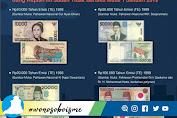 Jika Kamu Punya 4 Uang Kertas Lama Ini  Wajib Tukar di Bank Indonesia!