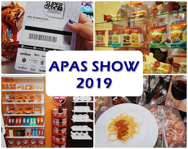 #Recebidos APAS Show 2019