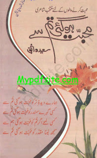Mohabat Ho Gai Tum Say Novel