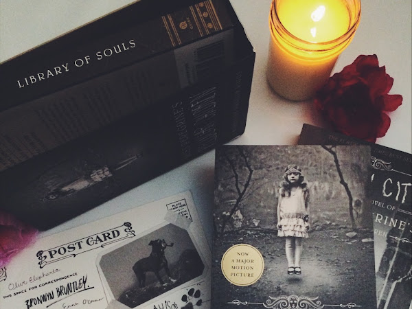 Gift Ideas for Your Favorite Bookworm | Miss Peregrine's Home for Peculiar Children by Ranson Riggs Paperback Boxed Set