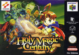 Holy Magic Century (USA) en INGLES descarga directa