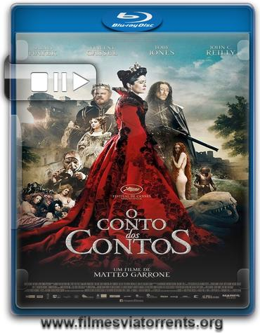 O Conto dos Contos Torrent - BluRay Rip 720p e 1080p Dual Áudio