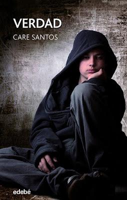 VERDAD (Mentira #2). Care Santos (Edebe - 4 Junio 2017) LITERATURA JUVENIL portada libro