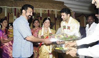 Kamal-Hassan-Jayam-Ravi-Aarthi-Marriage-Reception