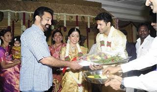 Kamal-Hassan-Jayam-Ravi-Aarthi-Marriage-Reception
