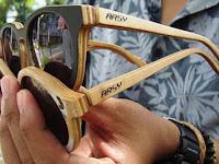 Kreatif! Mahasiswa Universitas Muria Kudus Kembangkan Frame Kacamata Berbahan Baku Kayu Skateboard