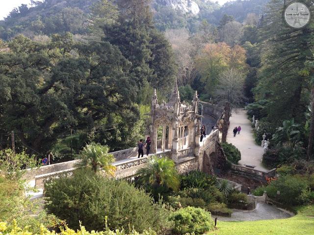 Quinta da Regaleira Sintra Portugal