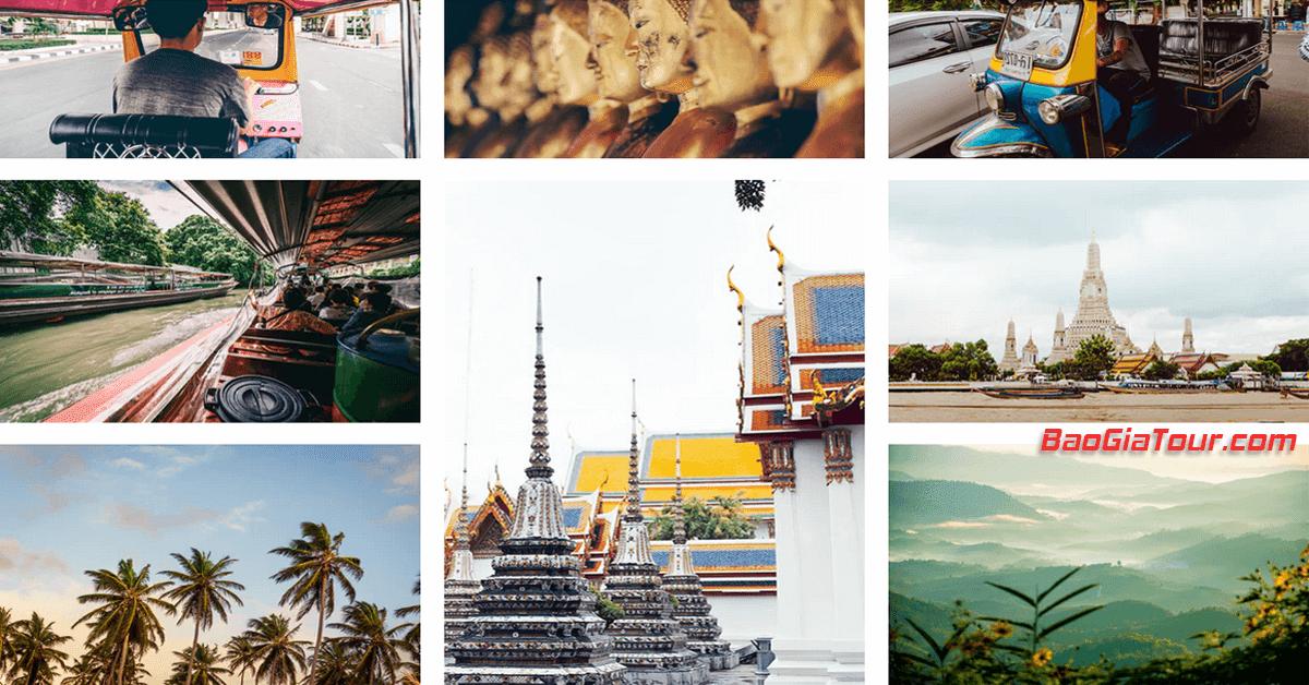 Báo giá tour Thái Lan tháng 3 trọn gói trong 5 ngày 4 đêm