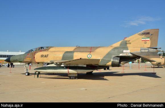 F-4E Phantom