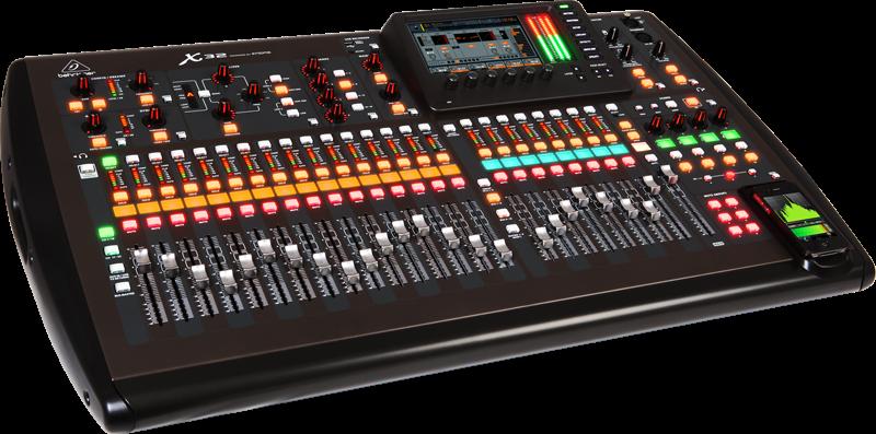 kurnia musik semarang behringer x32 digital mixer. Black Bedroom Furniture Sets. Home Design Ideas