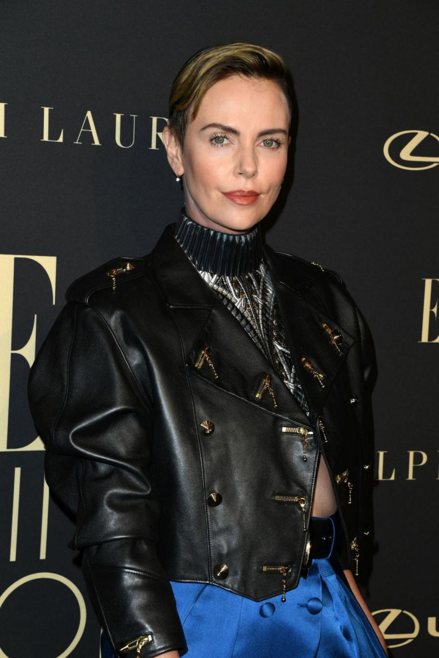 Charlize Theron at ELLE's 2019 Women In Hollywood Event