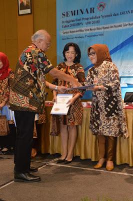 Seminar HPN dan ASEAN Dengue Day, Harlistyati Bawakan Success Story Lawan Demam Berdarah
