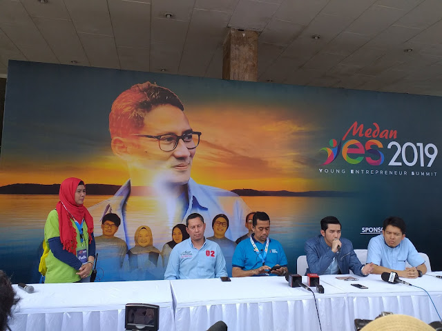6.000 Peserta Kaum Milenial Serbu Medan Yes 2019