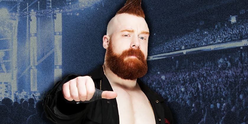 Sheamus Profile, Bio