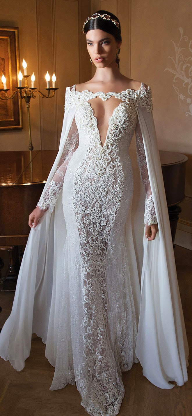 Wedding Dresses: Berta Bridal 2015 Collection - crazyforus