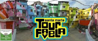 Resultado de imagem para turismo em favelas pacificadas