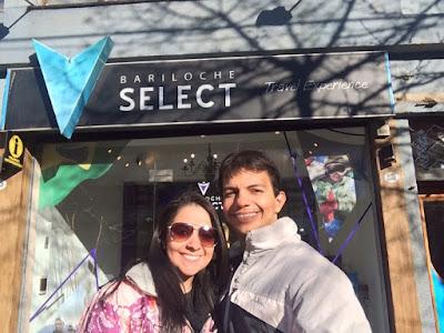 Agência de turismo Bariloche Select