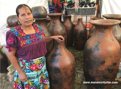 Mujeres Emponderadas en México a través de la creación de sus artesanías