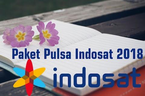 Paket Pulsa Indosat 2018