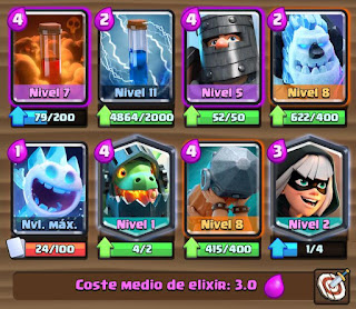 Mejor mazo de Ariete de batalla con Dragon Infernal Clash Royale