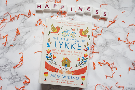The Little Book of Lykke by Meik Wiking [blog tour]