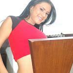 Andrea Rincon, Selena Spice Galeria 30 : Top y Cachetero Rojo, Baby Got Back Foto 40