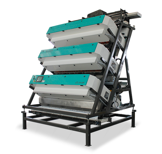 C Serie Intelligent CCD Tea Color Sorter