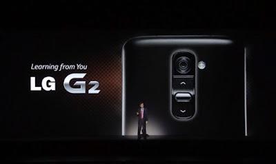 Điện thoại LG G2 chính hãng