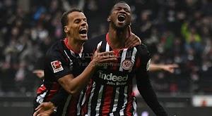 آينتراخت يحقق الانتصار المفاجئة على لايبزيغ بثنائية في الجولة 19 من الدوري الالماني