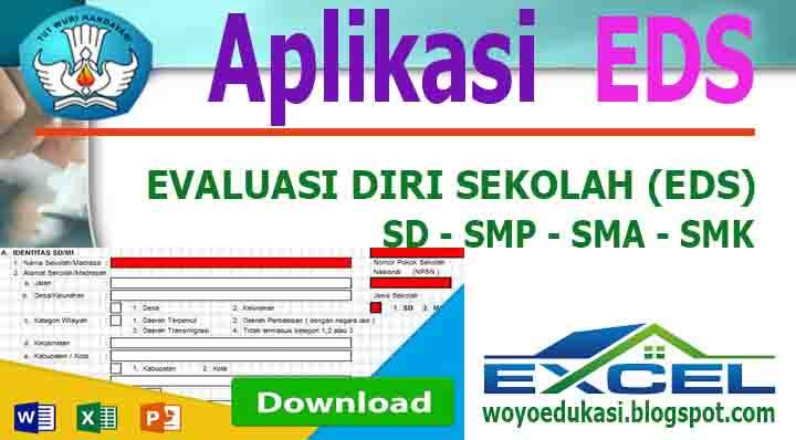Unduh Aplikasi Evaluasi Diri Sekolah Sd Smp Sma Smk Standar Bsnp