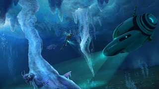 Subnautica Below Zero PS Vita Background